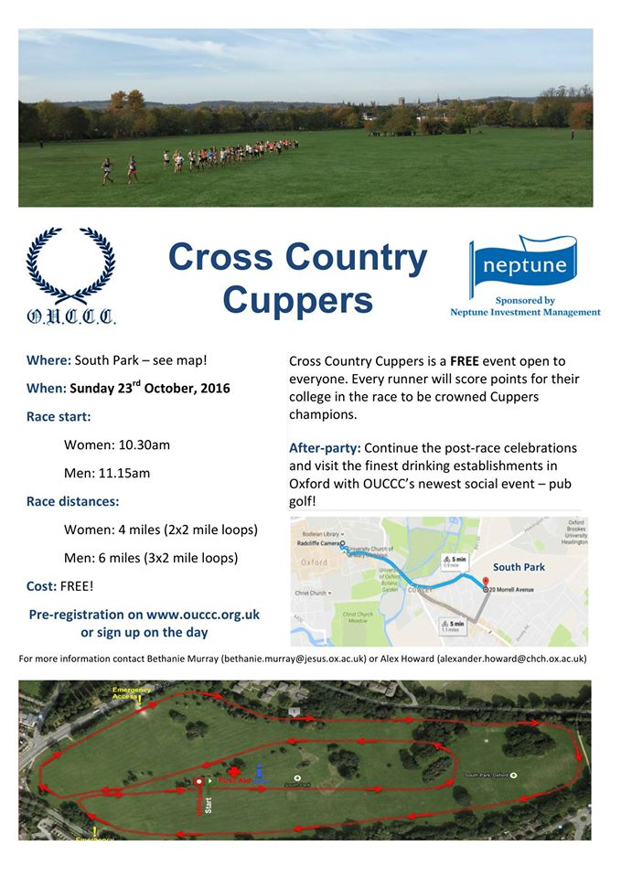 2016 Cuppers Flyer